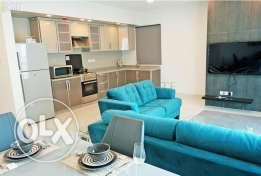 Brand new luxury 2 (+1) bedroom apartment in Janabiya