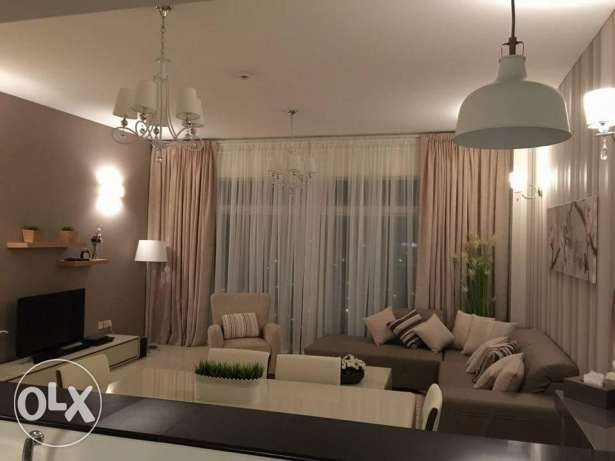 Amwaj: 2 bedroom fully furnished seaview luxury apartment for rent