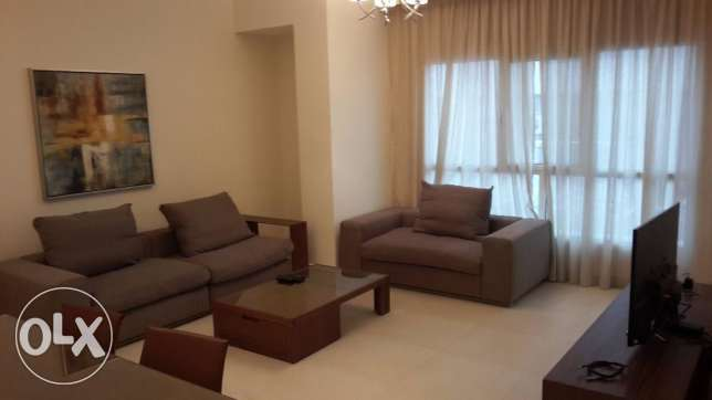 Almost Brand new fully 2 BR in Janabiya / Balcony