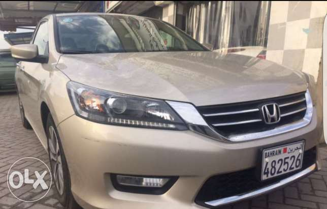 Honda accord 2015/BD:5,000