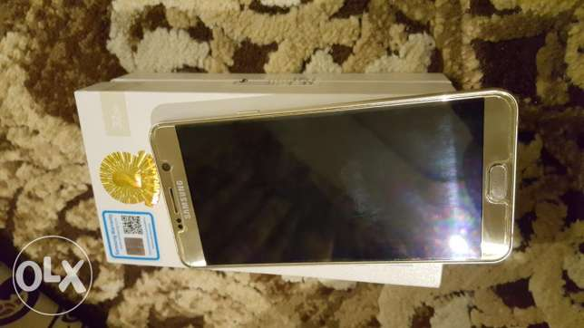 Note 5 gold like new 100%