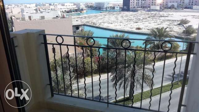 Spacious sea view in Amwaj / 2 BR