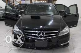 2014 Mercedes-Benz C250 Sport Sedan Clean