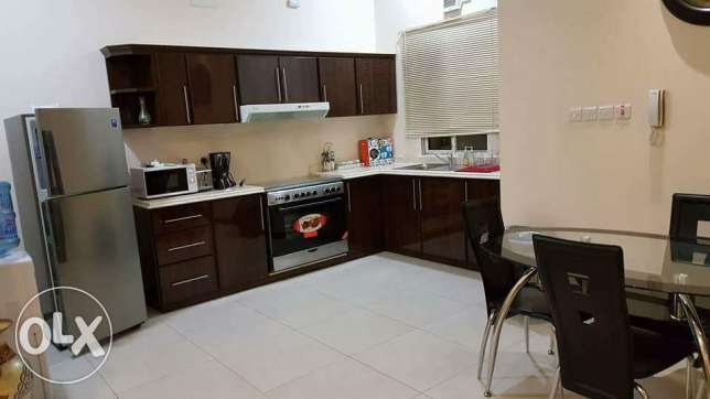 3 bedroom fully furnished luxury apartment for rent in New Hidd