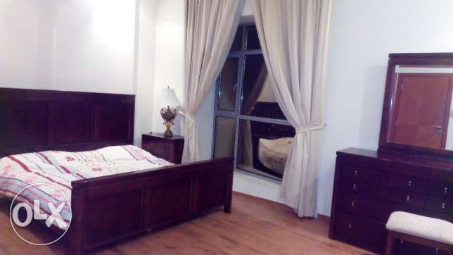 Umm Al Hassam Spacious 3BR fully furnished apartment
