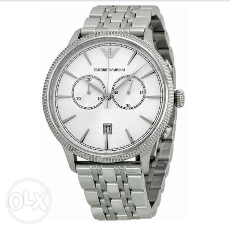 Original emporio armani mens watch for sale