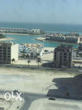 1 Bedroom flat for sale in Amwaj Island Zawia1 sea view