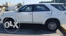 For Sale Toyota Fortuner - 2012
