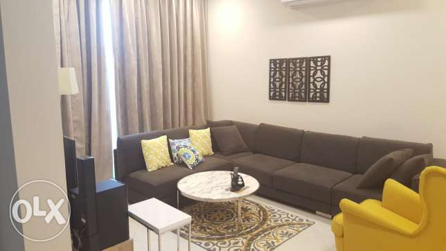 Spacious 1 BR At new Hidd, brand new Large flat, with balcony