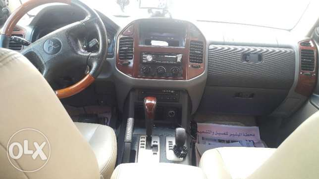 PAJERO 2003 AGENT MAINTAINED 1700/-negotiable المحرق‎ -  2