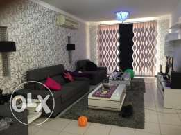 Fully Furnished 3 Bedrooms Apartment in Saar