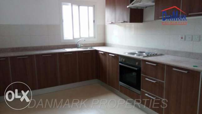Brand New 3 Bedroom SEMI Furnished FLAT for rent in SAAR