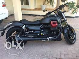 2015 Moto Guzzi Audace still with Warranty