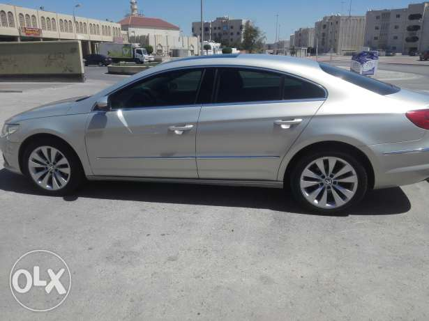 Volkswagen CC 2011 Turbo full option agents maintenance