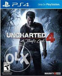 Uncharted 4 price negotiable