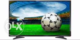 """NEW 32"""" led tv with warranty 1 year boxpack"""