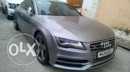 Audi s7 only 16500