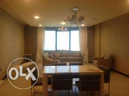 2bedroom fully furnished apartment for rent in sanabis rent 600