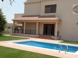 Hamala modern semi furnished 4 br villa close to Saudi Causeway