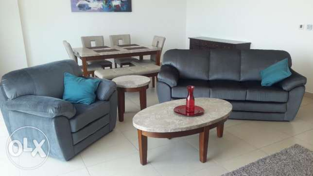Fabulous Sea view 2 BR flat in Seef