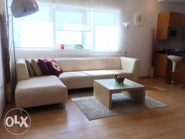 Lovely 1 Bedrooms apartment modern furniture with City views