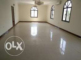 4 bedroom semi furnished villa for rent with private garden