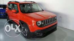 Jeep 0 km Brand New with 5 years warranty colors available