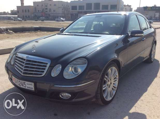 For Sale 2009 Mercedes Benz E230 Elegance Single Owner Bahrain Agency جد حفص -  2