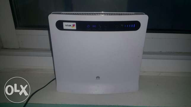 VIVA High Speed LTE Wireless WiFi Router Huawei B593