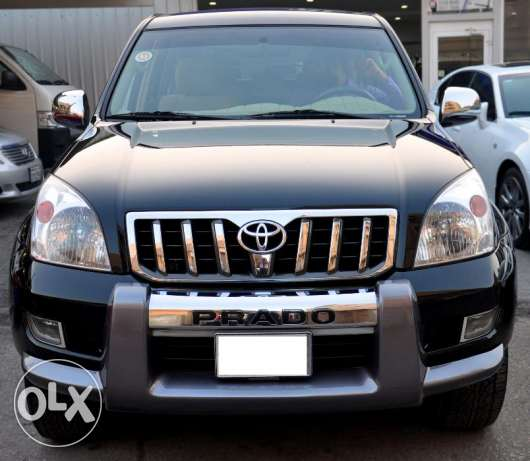 2008 Model Toyota Prado for sale