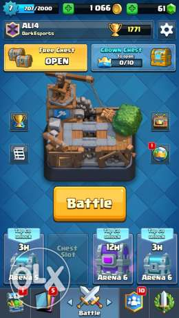 Clash of Clan or Clash of Royal - Account for sell