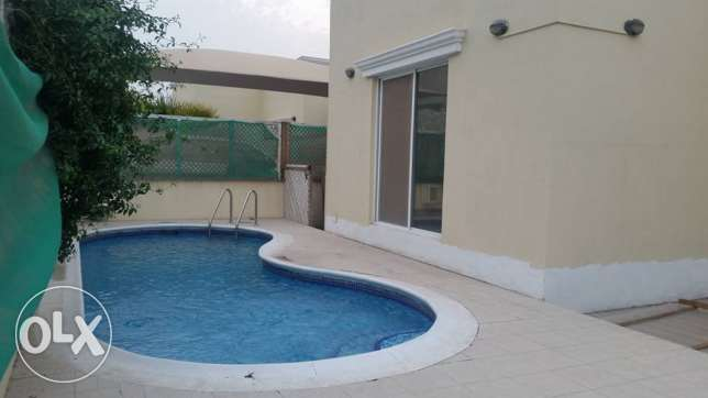 modern villa with private pool Saar, inclusive
