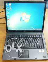 Hp laptop 1gb raam new battery new charger