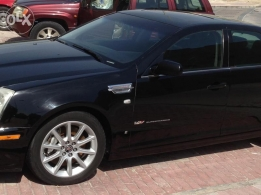 Must sell 2008 Cadillac STS V Clean Black exterior