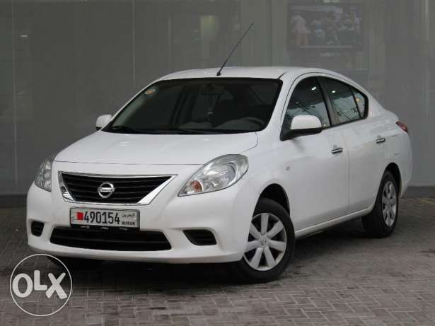 Nissan Sunny 2014 White For Sale