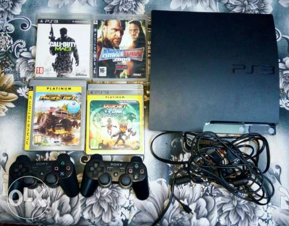 Playstation 3 (fix price)