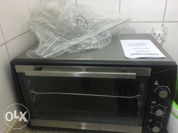 Electronic oven فرن كهربائي