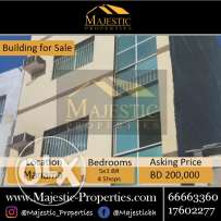 Commercial building for sale in Manama, Ref: MPI0109