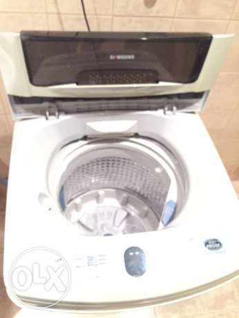 Full Automatic washing machine Samsung 8 KG