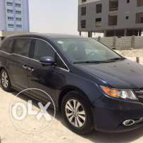 HONDA Odyssey 2014 full option