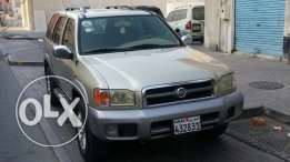 Nissan pathfinder for sale model 2003 full option