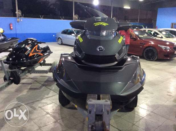 For Sale 2015 Seadoo GTX260 Limited Single Owner Bahrain Agency
