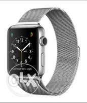 Apple i watch 42mm stainless steel
