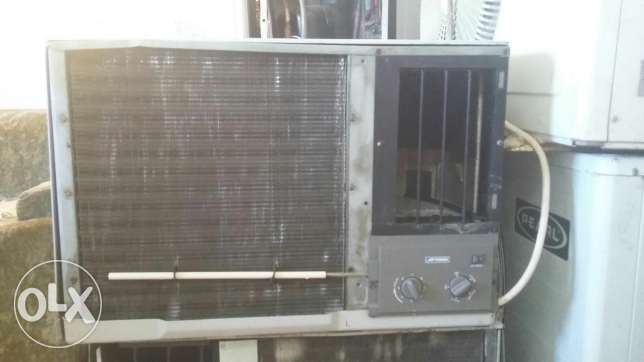 Ac for sale good condition with fixing