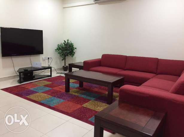 2BHK flat for rent in Juffair for BD380 pm (inclusive) with gym