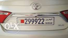 Car nice number (2 digit )..