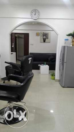 ladies beauty parlor for sale in hoora