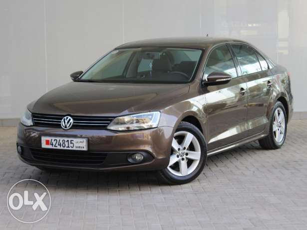 VOLKSWAGON Jetta 2013 Brown For Sale