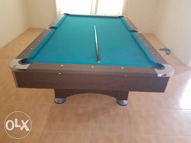 Billiard table for sale bd 120