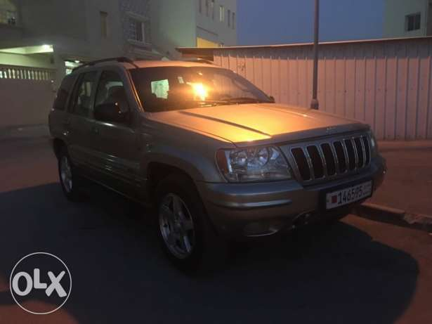 Grand Cherokee for sale or exchange
